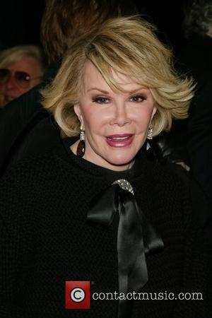 The Booth Theatre, Joan Rivers