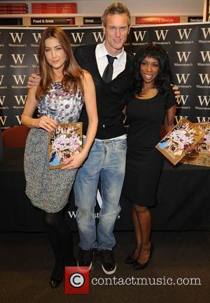 Lisa Snowdon, Mark Foster and Heather Small