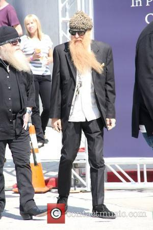 Billy Gibbons, Dusty Hill of ZZ Top 7th Annual Stuart House Benefit held at John Varvatos Boutique  Los Angeles,...