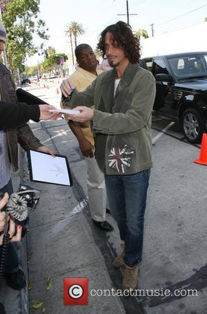 Chris Cornell, 7th Annual Stuart House Benefit held at John Varvatos Boutique  Los Angeles, California 08.03.09