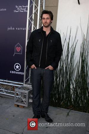 Ryan Eggold 7th Annual Stuart House Benefit held at John Varvatos Boutique - arrivals Los Angeles, California - 08.03.09