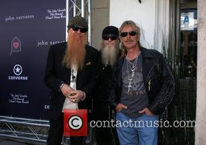 ZZ Top To Be Awarded With Classic Rock Magazine Living Legends Award