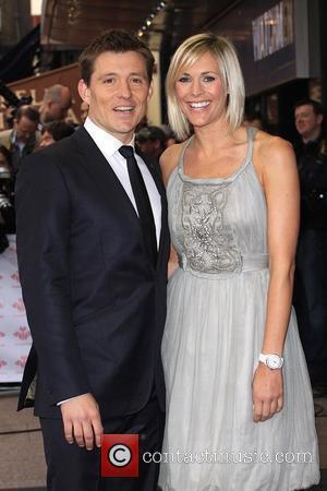 Jenni Falconer and Ben Shepherd
