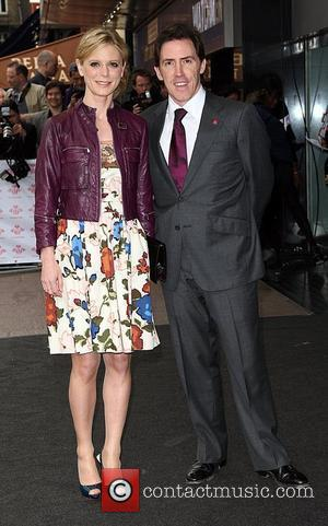 Rob Brydon and Emilia Fox The Prince's Trust & RBS celebrate Success Awards at the Odeon Leicester Square London, England...