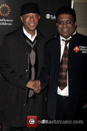 Russell Simmons and Victor Ramdin
