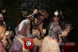 Gabon Dancers, Cbs and Survivor