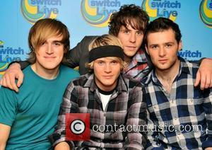 Mcfly, Danny Jones, Dougie Poynter, Harry Judd and Tom Fletcher