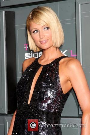 Paris Hilton T-Mobile Sidekick LX launch held at Paramount Studios - Arrivals Hollywood, California, USA - 14.05.09
