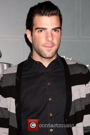 Zachary Quinto T-Mobile Sidekick LX launch held at Paramount Studios - Arrivals Hollywood, California, USA - 14.05.09