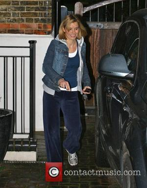 Tana Ramsay leaves to take the kids to school, putting on a brave face following the allegations of her husband's...