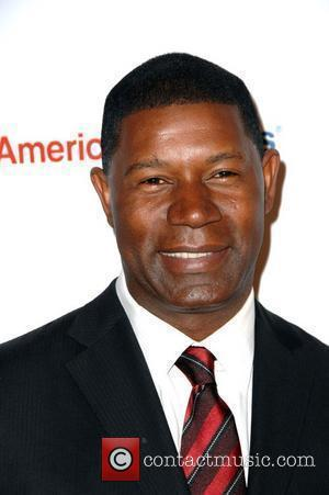 Dennis Haysbert UCLA's Jonsson cancer center foundation Taste For a Cure held at the Beverly Wilshire hotel Los Angeles, California...