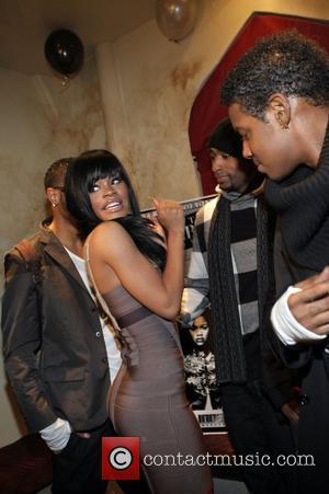 Teyana Taylor and Day 26  Teyana Taylor's 18th birthday party held at Kush New York City, USA - 09.12.08
