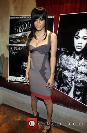 Teyana Taylor Teyana Taylor's 18th birthday party held at Kush New York City, USA - 09.12.08