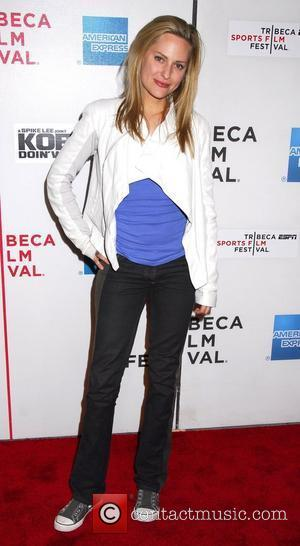 Aimee Mullins 8th Annual Tribeca Film Festival - Premiere of 'Kobe Doing Work' at the BMCC Tribeca PAC - Arrivals...