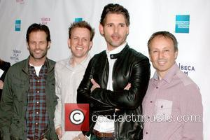 Conor O'neill and Eric Bana