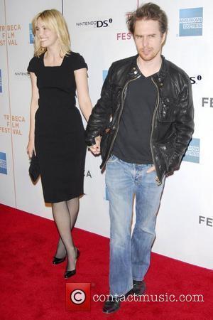 Leslie Bibb and Sam Rockwell