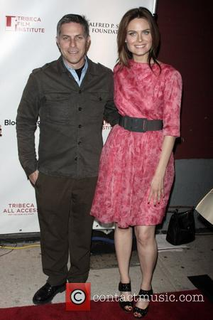 Emily Deschanel and Guest The TFI Awards Ceremony during the 2009 Tribeca Film Festival held at City Winery. New York...