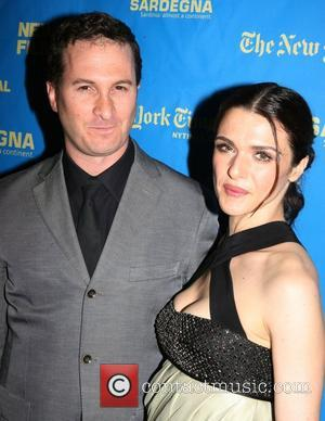 Darren Aronofsky and Rachel Weisz The 46th New York Film Festival - Presentation of 'The Wrestler' at Avery Fisher Hall...