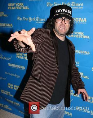 Judah Friedlander The 46th New York Film Festival - Presentation of 'The Wrestler' at Avery Fisher Hall in Lincoln Center....