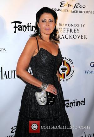Maria Conchita Alonso The Blacks' Annual Gala to benefit The Consequences Program and Bay Point Schools at the Eden Roc...