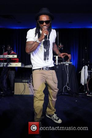 Lil Wayne The Blacks' Annual Gala to benefit The Consequences Program and Bay Point Schools at the Eden Roc Resort...