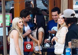 Jayde Nicole, Brody Jenner, Stephanie Pratt and Kristin Cavallari