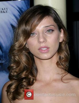 Angela Sarafyan World Premiere of 'The Informers' held at the Arclight Theater - Arrivals Hollywood, California - 16.04.09
