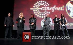 Leo Rossi, Lynn Eastman-rossi, William Forsythe, Tony Luke, James Quattrochi and Jason Noto