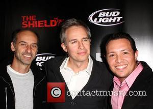 David Marciano and The Shield