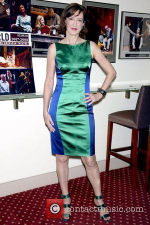Haydn Gwynne The 65th Annual Theatre World Awards held at the Friedman Theatre - Press Room New York City, USA...