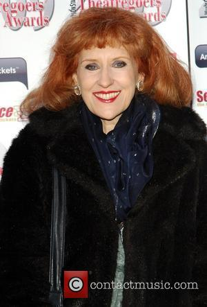 Anita Dobson Theatregoers' Choice Awards 2009 - launch held at the Cirque Hippodrome London, England - 05.12.08