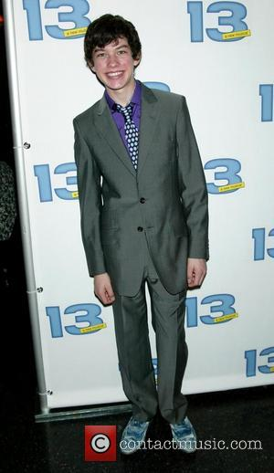 Graham Phillips Opening Night After Party for 'Thirteen, A New Musical' on Broadway at the Opera Night Club. New York...