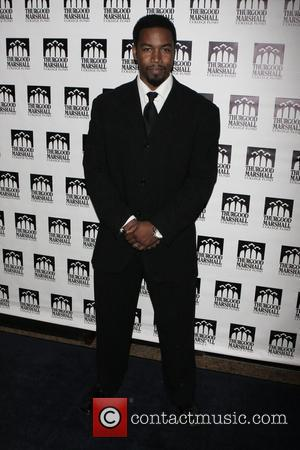 Michael Jai White Thurgood Marshall College Fund 21st Anniversary Awards Dinner Gala at the Sheraton New York Citty, USA -...