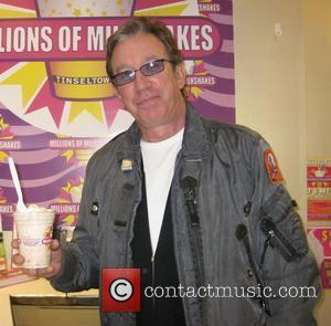 Tim Allen visits Millions of Milkshakes in West Hollywood Los Angeles, California - 28.01.09