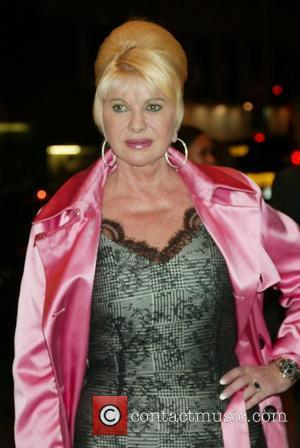Ivana Trump Opening Night for 'To Be Or Not To Be' at the Friedman Theatre New York City, USA -...