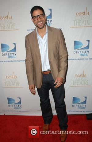 Adam Rodriguez 'To Be Or Not To Be...Carlos Mencia' - East L.A. Classic Theatre Benefit held at The Conga Room...