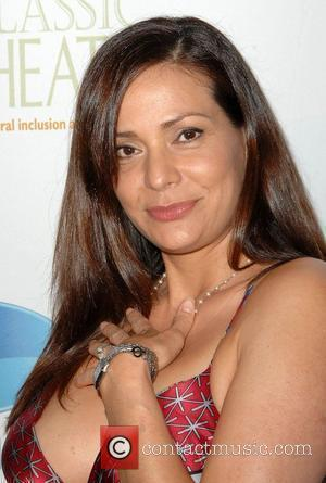 Constance Marie 'To Be Or Not To Be...Carlos Mencia' - East L.A. Classic Theatre Benefit held at The Conga Room...