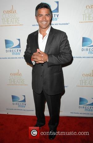 Esai Morales 'To Be Or Not To Be...Carlos Mencia' - East L.A. Classic Theatre Benefit held at The Conga Room...