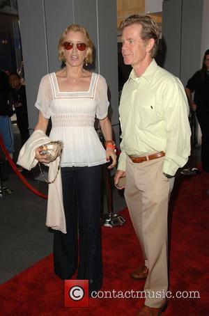 Felicity Huffman and Carlos Mencia