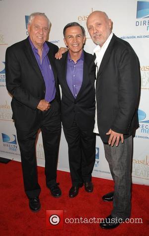 Garry Marshall and Carlos Mencia