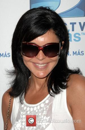 Maria Conchita Alonso 'To Be Or Not To Be...Carlos Mencia' - East L.A. Classic Theatre Benefit held at The Conga...