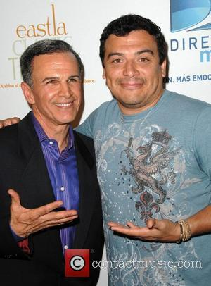 Tony Plana and Carlos Mencia