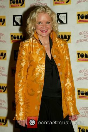 Christine Ebersole at The Who's Tommy: 15th Anniversary Concert held at the August Wilson Theatre New York City, USA -...