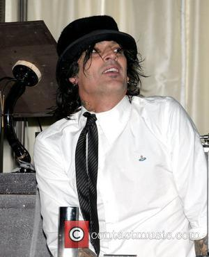 Tommy Lee  celebrates Holloween by taking over the DJ Deck at Karu & Y nightclub. Miami, Florida, USA -...