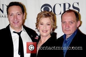 Moises Kaufman and Jane Fonda
