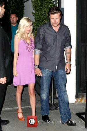 Tori Spelling and Her Husband Dean Mcdermott