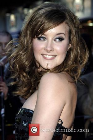 April Pearson UK Premiere of 'Tormented' at Empire Leicester Square - Arrivals London, England - 19.05.09
