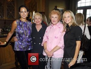 Haley Binn, Barbara Brown, Irene Lieberman and Lauren Allaham