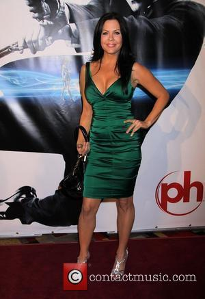 Christa Campbell Transporter 3 premiere held at Planet Hollywood Hotel and Casino Las Vegas, Nevada - 21.11.08
