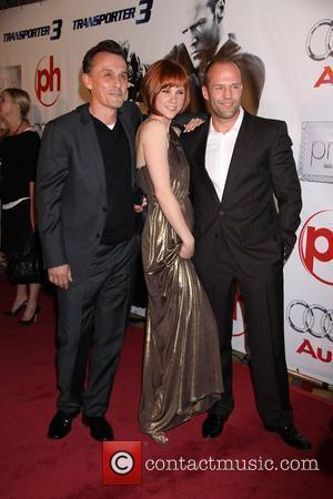 Robert Knepper, Natalya Rudakova, Jason Statham Transporter 3 premiere held at Planet Hollywood Hotel and Casino Las Vegas, Nevada -...